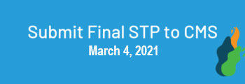 Submit Final STP to CMS